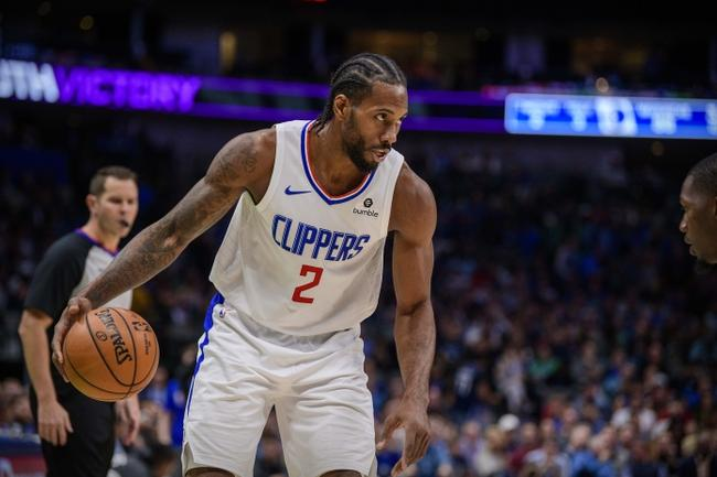 Clippers At Mavericks 1 21 20 Nba Picks Predictions