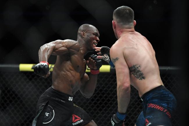 Colby Covington Vs Tyron Woodley 9 19 20 Ufc Fight Night Picks Predictions Picks Parlays