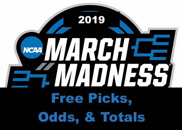 NCAA Tournament 2019 - Schedule, Free Picks, Betting Odds