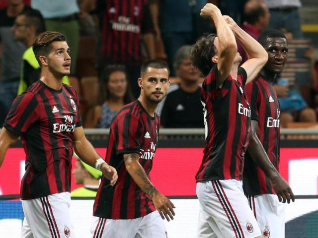Milan at Shkendija 8/24/17 - Europa League Picks