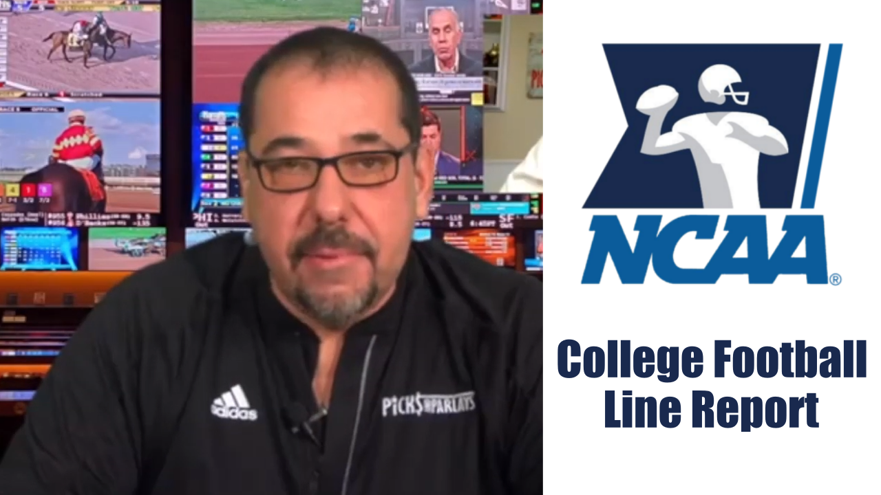 College Football Week 12 - Opening Line Report - NCAAF ...