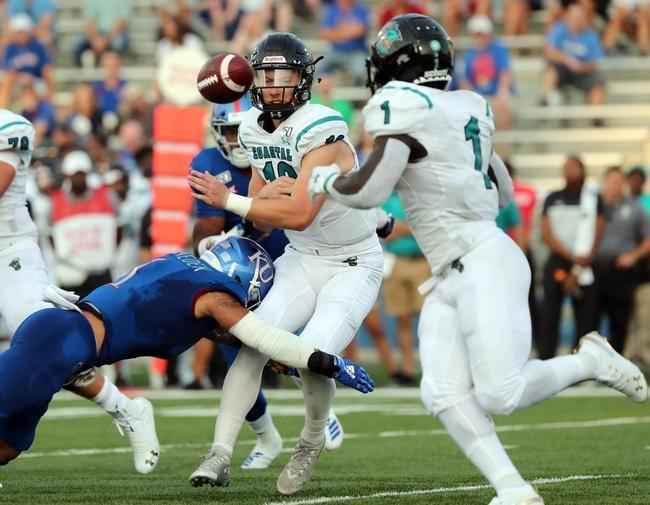Campbell at Coastal Carolina 9/18/20 - College Football ...