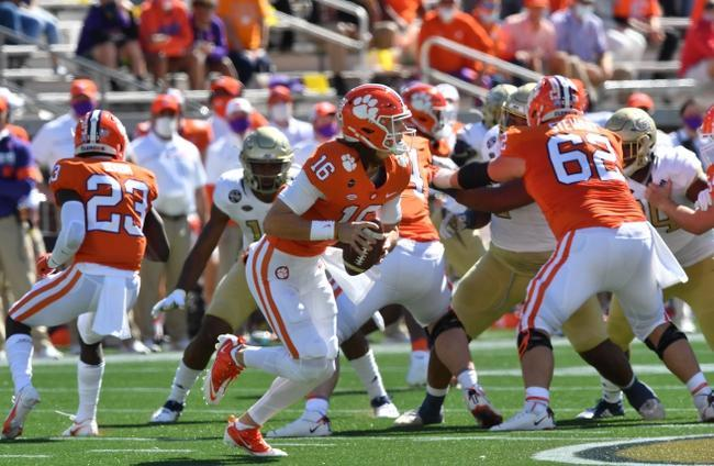 Syracuse at Clemson 10/24/20 - College Football Picks ...