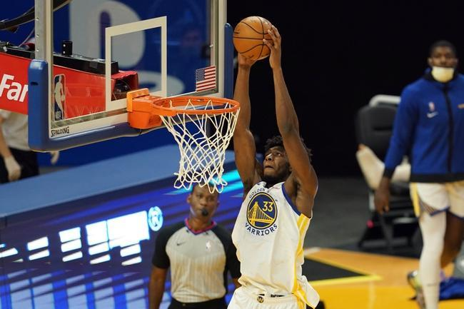 Indiana Pacers at Golden State Warriors 1/12/21 - NBA ...